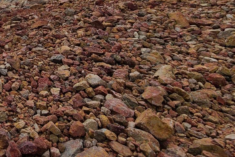 黒土、火山砂利、硅石類の販売